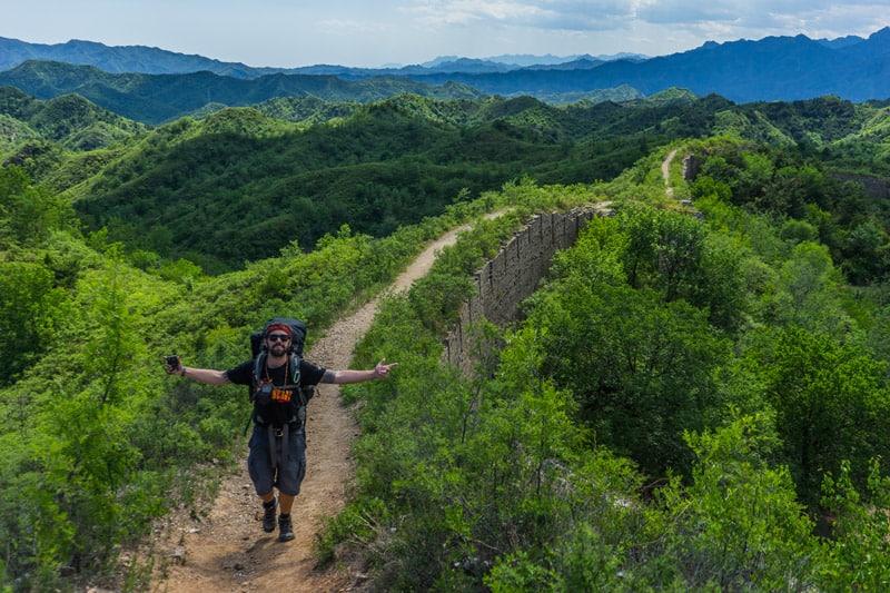 Great-Wall-China Hiking