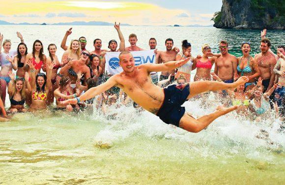 Vietnam Trip To A Secret Party Island